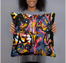 Load image into Gallery viewer, Rolling Thunder Single-sided Cushion