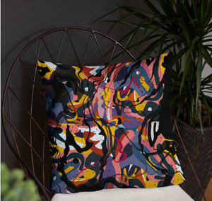 Rolling Thunder Double-sided Cushion