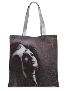 "Amy Winehouse ""Tears Dry on their own"" Sublimation Tote Bag"