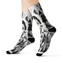 Load image into Gallery viewer, Prince Collage Sublimation Socks