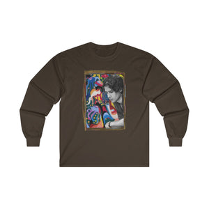 "Jeff Buckley ""Forget Her"" Ultra Cotton Long Sleeve Tee"