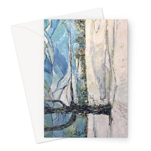 Load image into Gallery viewer, Winter Tree Greeting Card