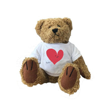 Load image into Gallery viewer, Your Love and Me Teddy Bear