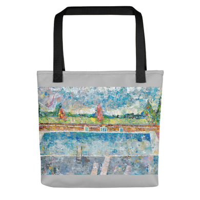 Brockwell Lido Tote bag