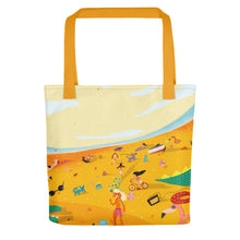 Load image into Gallery viewer, The Beach Tote bag