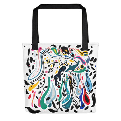 Flood of Love Tote bag