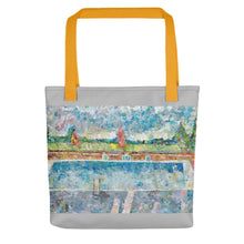 Load image into Gallery viewer, Brockwell Lido Tote bag
