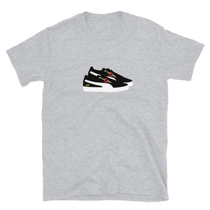 BLACK PUMAS Band and Shoe Short-Sleeve Unisex T-Shirt