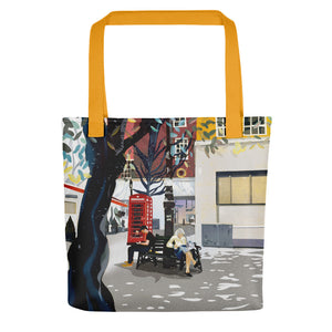 Shepherd's Market Piccadilly London Tote bag