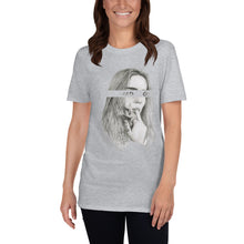 Load image into Gallery viewer, BILLIE EILISH Bad Guy Short Sleeve Unisex T-Shirt
