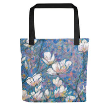 Load image into Gallery viewer, Magnolia Tote bag