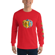 Load image into Gallery viewer, Faye's Pumpkin Long Sleeve T-Shirt
