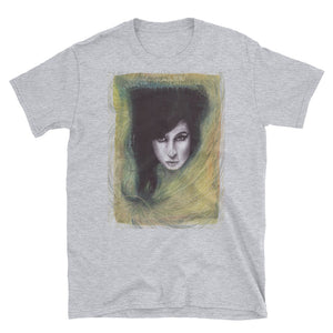 "AMY WINEHOUSE ""I told you I was trouble"" Pastel Short-Sleeve Unisex T-Shirt"