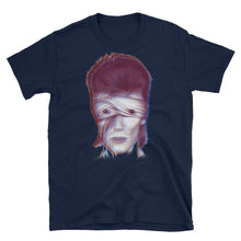 Load image into Gallery viewer, DAVID BOWIE ELECTRIC Short-Sleeve Unisex T-Shirt