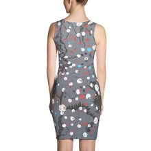 Load image into Gallery viewer, Abstract Grey Dress