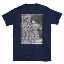 Load image into Gallery viewer, JEFF BUCKLEY Lyrics Short-Sleeve Unisex T-Shirt