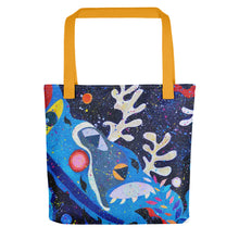 Load image into Gallery viewer, Life - Dust in the Universe Tote bag