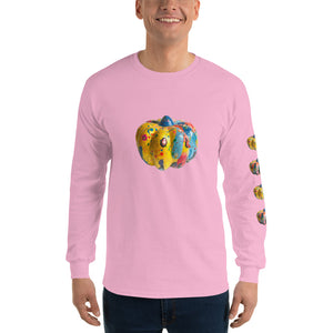 Faye's Pumpkin Long Sleeve T-Shirt