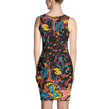 Load image into Gallery viewer, Summer Fruit Patterned Dress