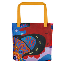 Load image into Gallery viewer, Colourful Palau Tote bag