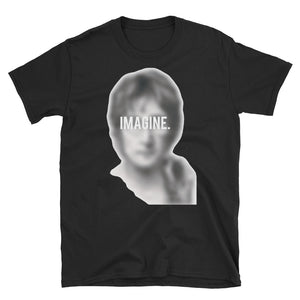 "JOHN LENNON ""IMAGINE"" Short-Sleeve Unisex T-Shirt"