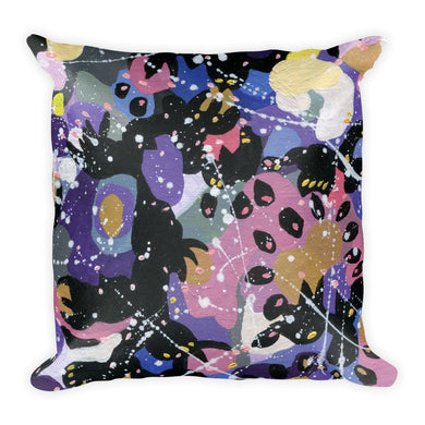 Summer Ice Cream Single-sided Cushion