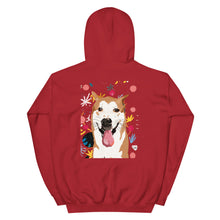 Load image into Gallery viewer, BB Dog Lover's Unisex Hoodie