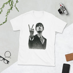 JARVIS COCKER Short-Sleeve Unisex T-Shirt