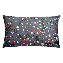 Load image into Gallery viewer, Abstract Grey Double-sided Cushion