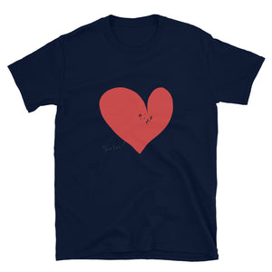 Your Love and Me Short-Sleeve Unisex T-Shirt