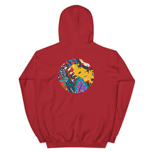 Load image into Gallery viewer, Colourful Palau Ant Unisex Hoodie