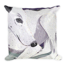 Load image into Gallery viewer, Lady, The Greyhound Dog Double-sided Cushion
