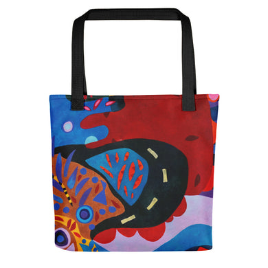 Colourful Palau Tote bag