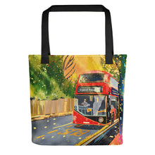Load image into Gallery viewer, London Routemaster Bus No.3 Tote bag