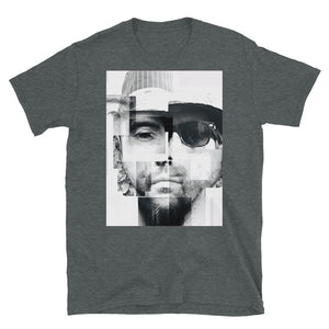 Murky Portrait Short-Sleeve Unisex T-Shirt
