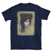 "Load image into Gallery viewer, AMY WINEHOUSE ""I told you I was trouble"" Pastel Short-Sleeve Unisex T-Shirt"