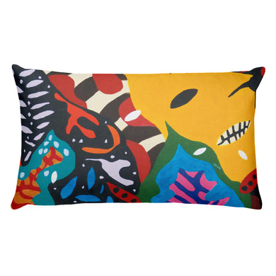 Colourful Palau Ant Double-sided Cushion