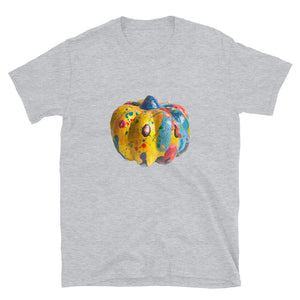 Faye's Pumpkin! Short-Sleeve Unisex T-Shirt