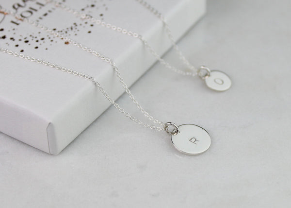 Mummy & Mini Me Necklace Set