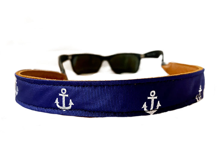 NAUTICAL REVERSIBLE SUNGLASS STRAPS™