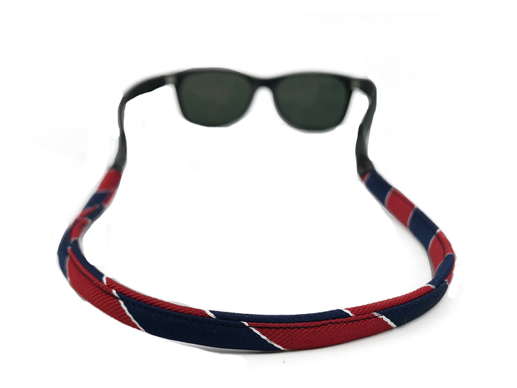 THE PARKERS SILK SUNGLASS STRAPS™