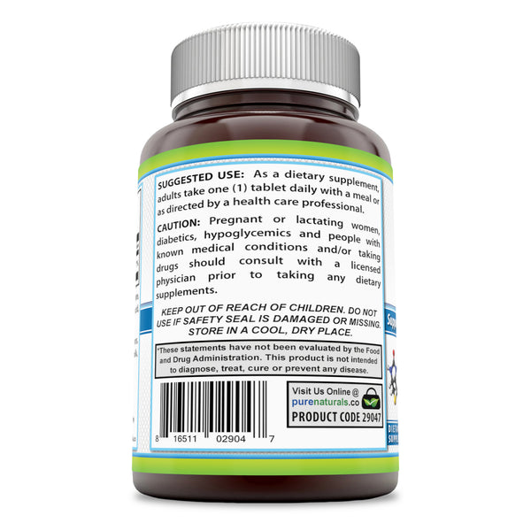Pure Naturals Biotin 5000 Mcg 120 Tablets Supports Cellular Energy Production, Supports Digestive Health, Supports Amino Acid Metabolism & Immune Health