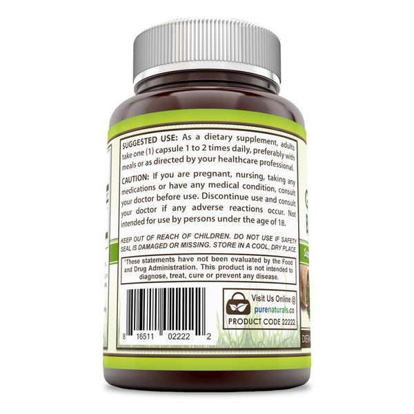Pure Naturals Green Coffee Bean Extract 400 Mg 90 Capsules
