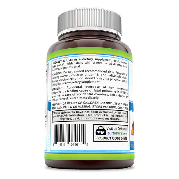 Pure Naturals Prenatal One Multiple 150 Tablets