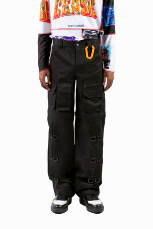 CARPENTER PANTS (BLACK)