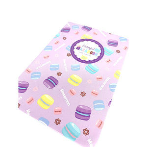 Macarons Hardcover Notebook