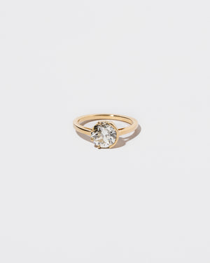 Diamond Solitaire Reset Ring (?)