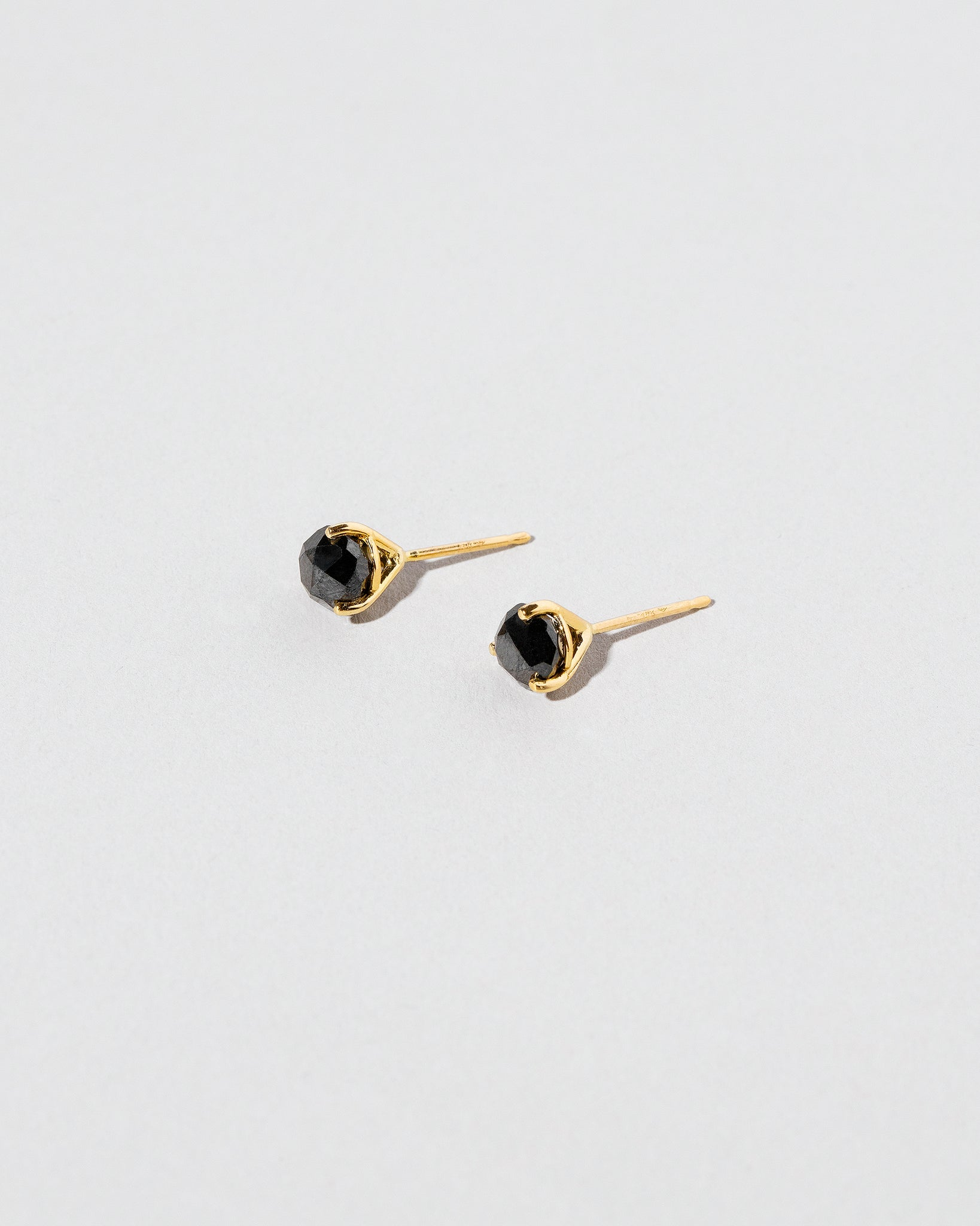 Black Diamond Martini Studs side view