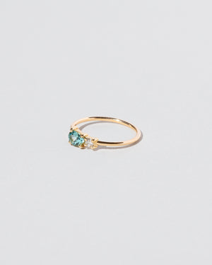 Teardrop Ring - Tourmaline
