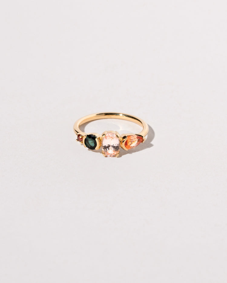 Front view of the Anemone Ring